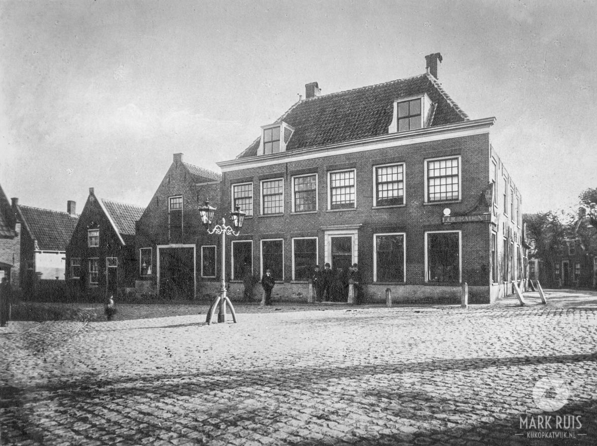Logement de Roskam in Katwijk aan den Rijn (1895)