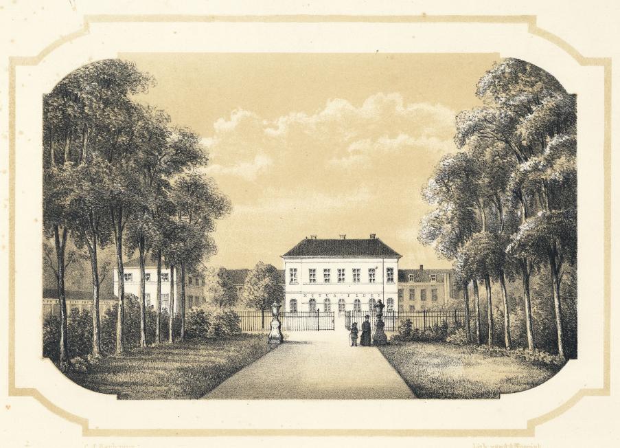 Het Sint Willibrordus College